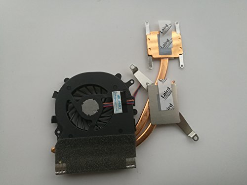 HK-part Replacement Fan for Sony Vaio VPCEB VPCEA VPCEC Series Cpu Cooling Fan with Heatsink UDQFRZH14CF0 300-0001-1276 300-0001-1276_A 3-Pin 3-Wire by sywpart