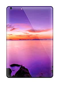 Premium Sunset Moonrise Heavy-duty Protection Case For Ipad Mini 2