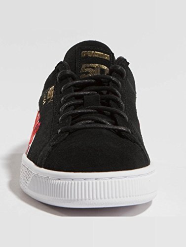 Puma Sneaker Hyper Suede Embelished Nero Donna qxfRp8qrw