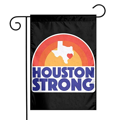 Dongingp Houston Strong Yard Flags for All Seasons 12