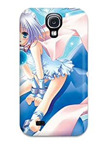 Unique Design Galaxy S4 Durable Tpu Case Cover Anime Girls 18