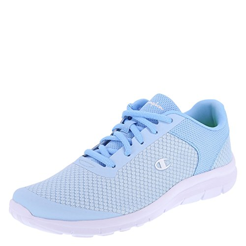 Light Women's Trainer Gusto Blue Champion Mesh Cross wgp04nq