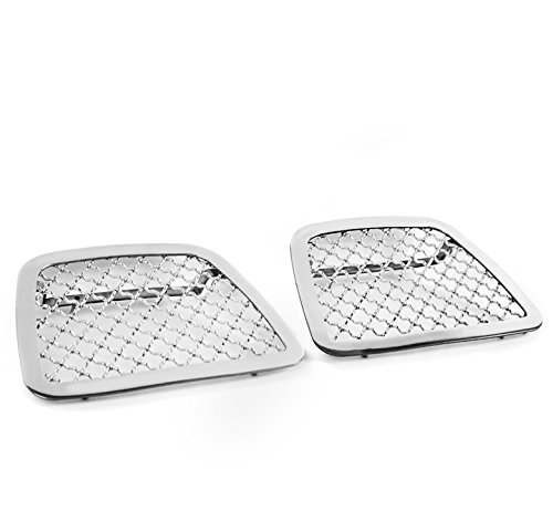2007-2014 Chevy Avalanche/Suburban/Tahoe Front Bumper Tow Hook Stainless Steel Mesh -