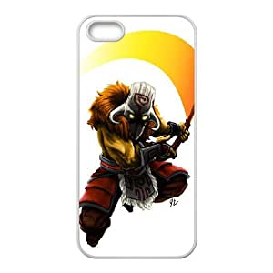 iPhone 4 4s Cell Phone Case White Defense Of The Ancients Dota 2 JUGGERNAUT 005 PWI3502629