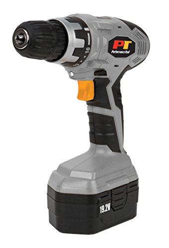 Performance Tool W50092 19.2 Volt Cordless Drill