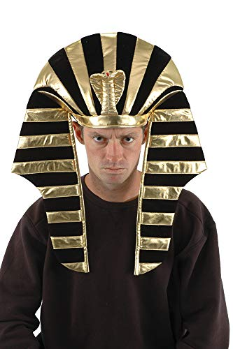 elope King Tut Costume Headdress for Adults -