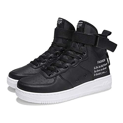 - GanQuan2018 Men's Ankle Boots Comfortable Anti-Slip Autumn Casual Shoes