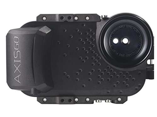 AxisGO iPhone X Waterproof Housing for Underwater Photo and Video - Moment Black - Iphone Housing