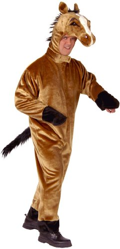 Deluxe Adult Horse Costume