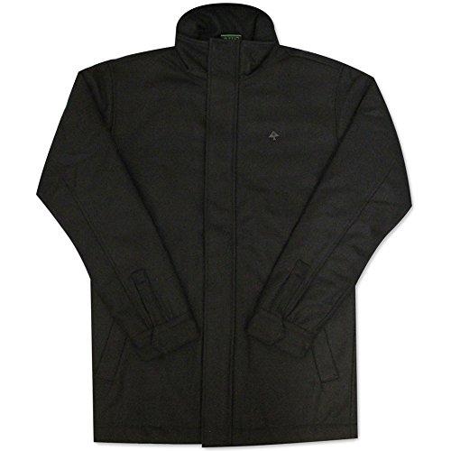 LRG Rockne Jacket Black by LRG