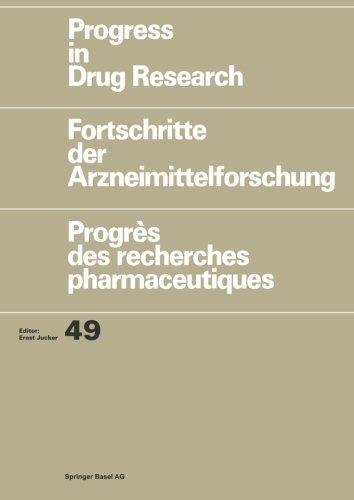 Progress in Drug Research: Fortschritte der Arzneimittelforschung / Progrès des recherches pharmaceutiques