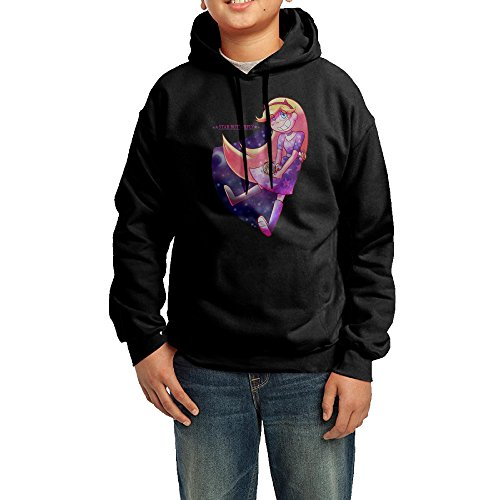 Star Vs. The Forces Of Evil Butterfly Youth Classic Pullover Athletic Sweatshirt Hoodies