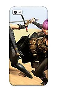 For Iphone 5c Protector Case Ninja Gaiden Fantasy Anime Warrior Sword Battle Phone Cover