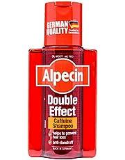 Alpecin Double Effect Shampoo, 200ml
