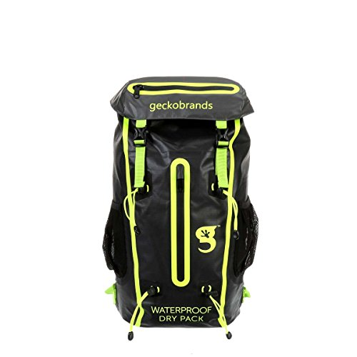 Cheap geckobrands Waterproof 25L Daypack
