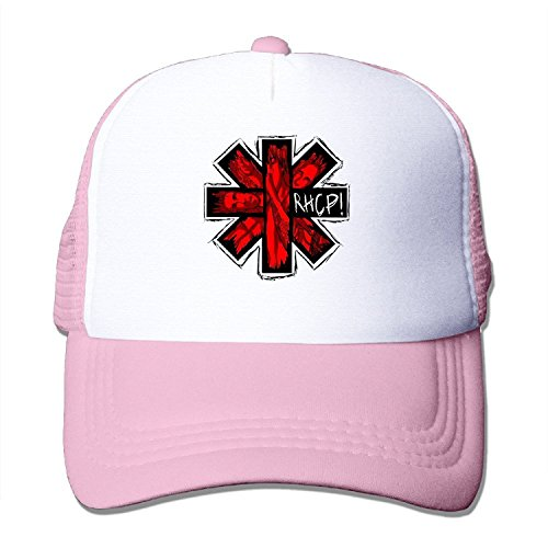 Mesh Adjustable Cap Personalized Unisex Cool Customized Red Hot Chili Peppers RHCP I'm With You Baseball Hat Sports Baseball (Hydration Pack Chili Pepper)