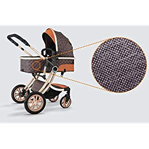 StarAndDaisy Ultima Luxury Newborn Stroller...