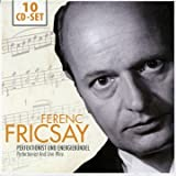 """Perfectionist And Live Wire"" - Ferenc Fricsay conducts: Mozart, Beethoven, Mahler, Tschaikowski, Strauss, amo!"