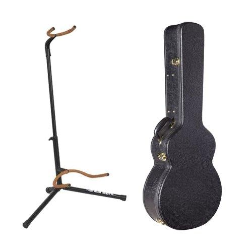 Stage GCA5500B Vinyl Hardshell Guitar