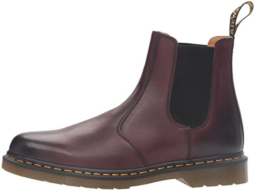 Pictures of Dr. Martens Men's 2976 Antique Temperley Navy Antique Temperley 5