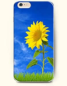 OOFIT iphone 5c Case ( iphone 5c Inches ) - A beautiful sunflower
