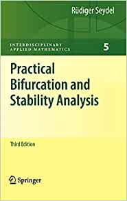 Pratical Bifurcation and Stability Analysis - Rüdiger Seydel