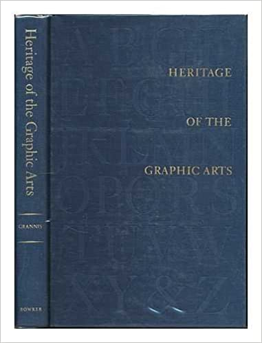 Heritage Of The Graphic Arts A Selection Of Lectures Delivered At Gallery 303 New York City Under The Direction Of Dr Robert L Leslie Grannis Chandler B 9780835202138 Books