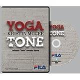 Yoga Tone by Kristin McGee - Region 0 DVD by Kristin McGee