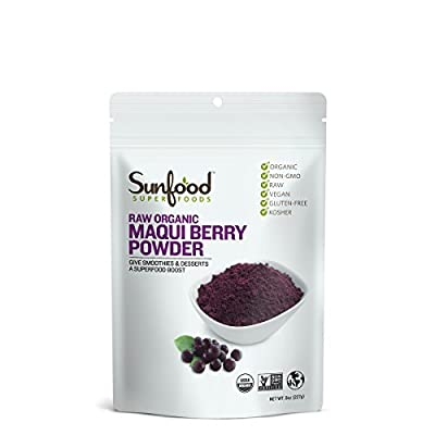 Sunfood - Maqui Berry Powder