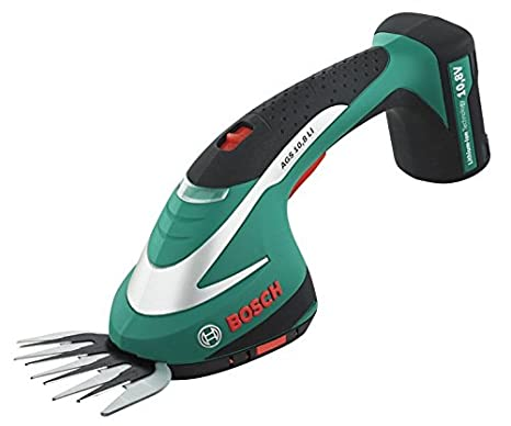 Amazon.com: Bosch AGS 10,8 LI Akku-Grasschere: Home Improvement