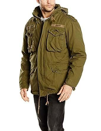 Brandit Men's M-65 Giant Jacket Olive at Amazon Men's