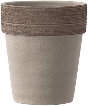 イタリア製 テラコッタ鉢 アルトポット コーヒースクラッチM 19cm 3個入り 植木鉢