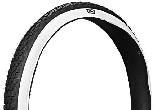 (Bell Cruisin Tire, 26-Inch,Whitewall)