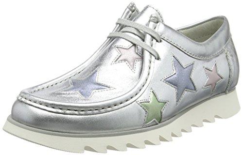 Sioux Grash-d172-33, Sneaker Donna Mehrfarbig (Linen/Laser-kombi)