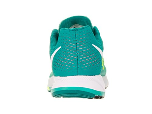 Air White Hyper Pegasus NIKE Zoom Clear Turq Jade 33 Women's CwZqZp5