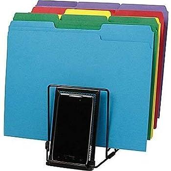FELLOWES 68112 File Holder,Black,Letter//Legal,7 Comp