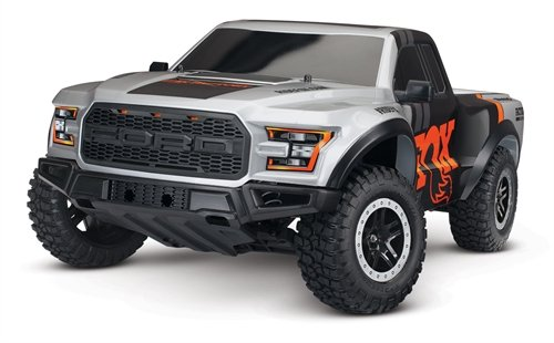 Traxxas 2WD Slash Short Course Truck, Fox