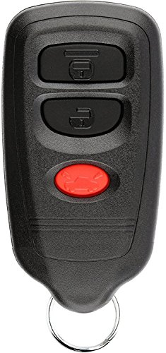 KeylessOption Keyless Entry Remote Control Car Key Fob Replacement for HYQ1512R