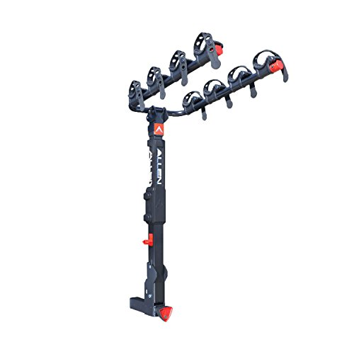 (Allen Sports Premier Locking Quick Release 4-Bike Carrier for 2 in. Hitch)