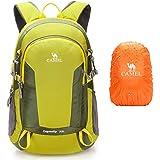 CAMEL CROWN 30L Waterproof Hiking Backpack...