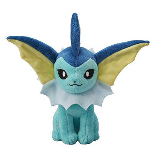 - Pokemon Center Original Plush Doll Vaporeon (Pokemon Go)