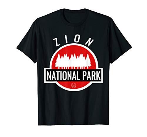 Zion National Park Utah Souvenir Gift T-Shirt ()