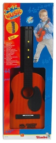 Simba 106831420 - My Music World Country Gitarre 54cm Simba Toys S 68314201 Musikspielwaren