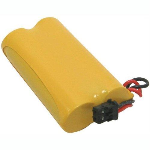 Lenmar Cordless Phone Battery 2.4 V 1200 Mah Case