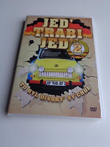 Jed' Trabi Jed' 2 (1992) Das war der wilde Osten / Go Trabi Go 2 / GERMAN, HUNGARIAN and CZECH Audio Options [European DVD Region 2 PAL]