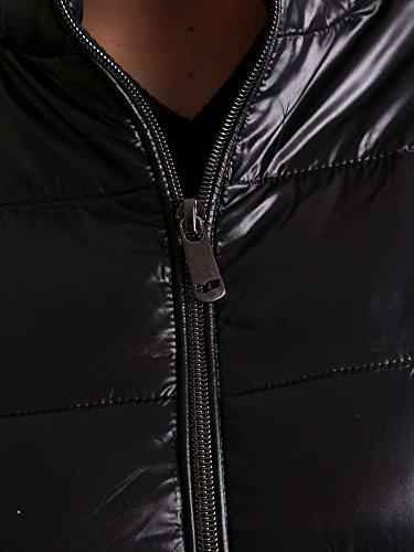 285147 Down Jacket GAS 46 Women Black dHq445F