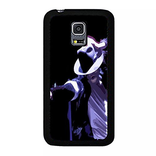 Classical Gesture Michael Jackson Phone Case Cover for Coque Samsung Galaxy S5 Mini MJ Skin,Cas De Téléphone