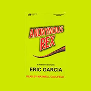 Anonymous Rex Audiobook