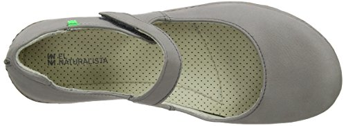 El Naturalista Angkor, Women's Mary Jane Flats Grey Holi