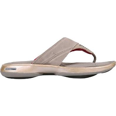 32f89ac0fc8ca7 Reebok Lady Easytone Flip II Sandals - 8.5  Amazon.co.uk  Shoes   Bags